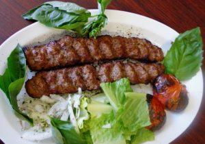 кебаб кубиде иран