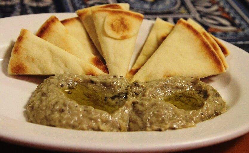 баба гануш израильское блюдо