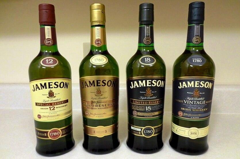 jameson виски в ирландии