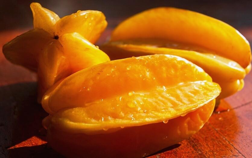 карамбола пунта кана фрукт