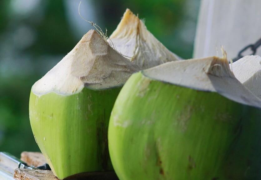 кокос в краби