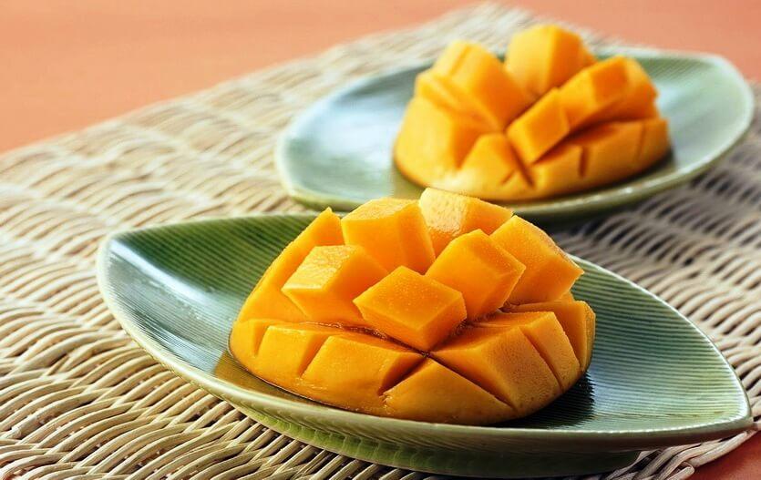 манго фрукты таиланда