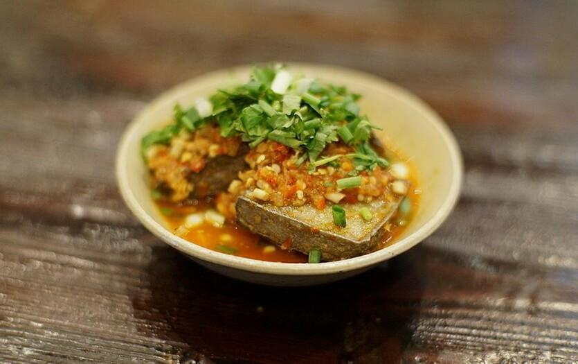 чоу доуфу китайское блюдо