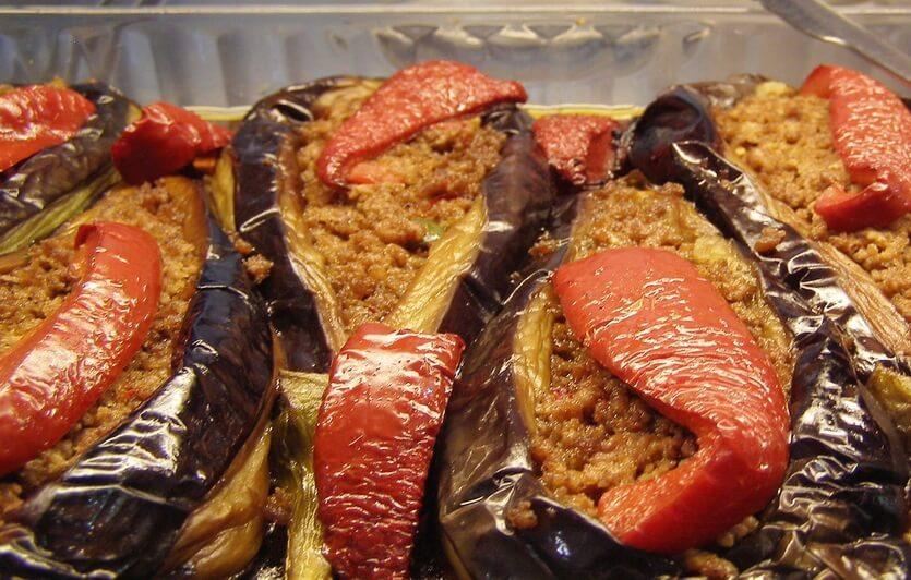 имам-баялды крымское блюдо