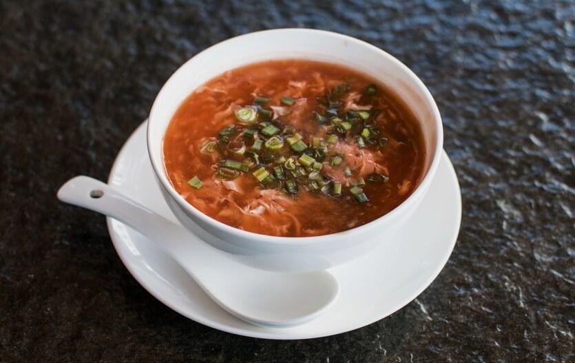 суп чорба молдавская кухня