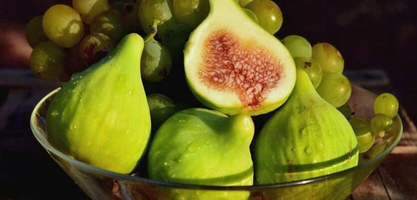 инжир грузинский фрукт