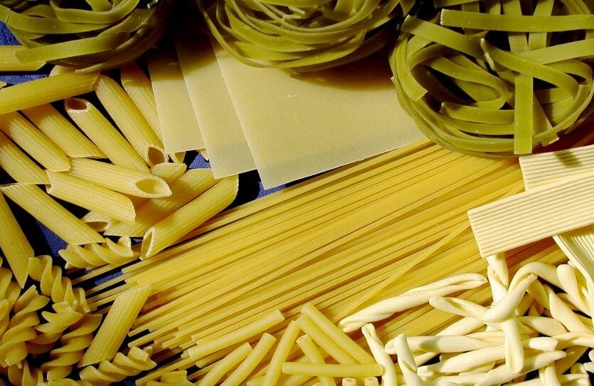италия макароны паста