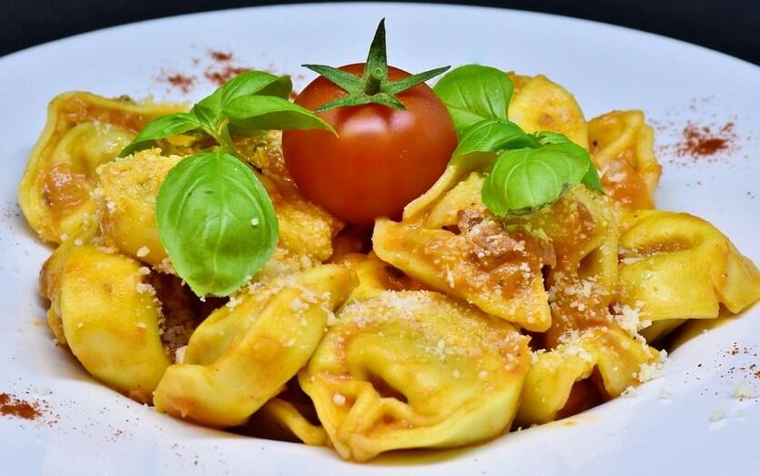 тортеллини итальянская паста