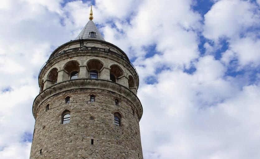 галатская башня достопримечательности стамбула