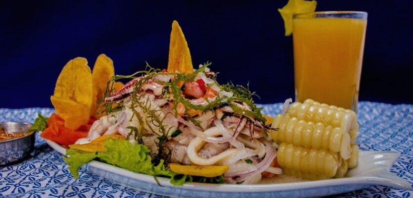 севиче перуанская кухня