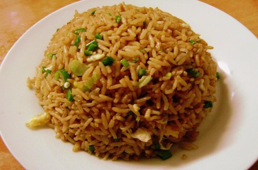 жареный рис куско перу