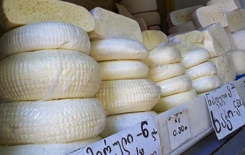 имеретинский сыр грузия