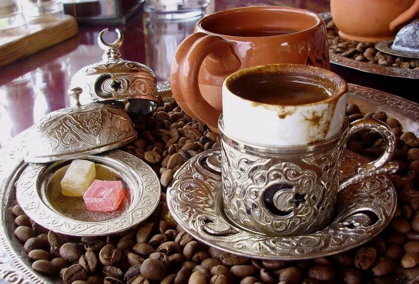 турция кофе по-турецки