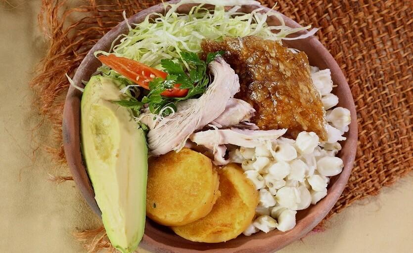 эквадорская кухня