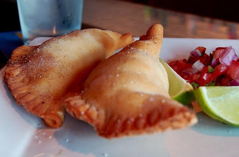 эмпанада эквадорский пирожок