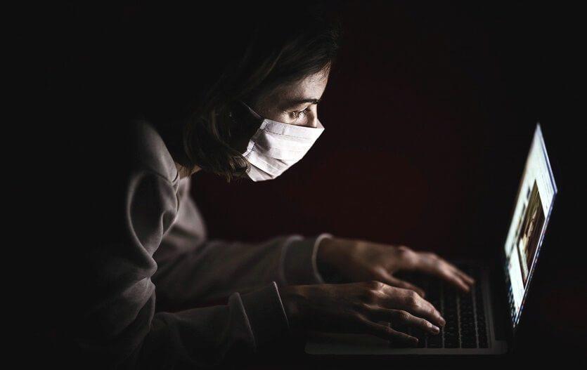 страховка коронавирус онлайн