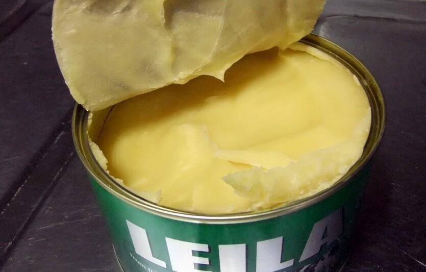 масло гхи полезные свойства