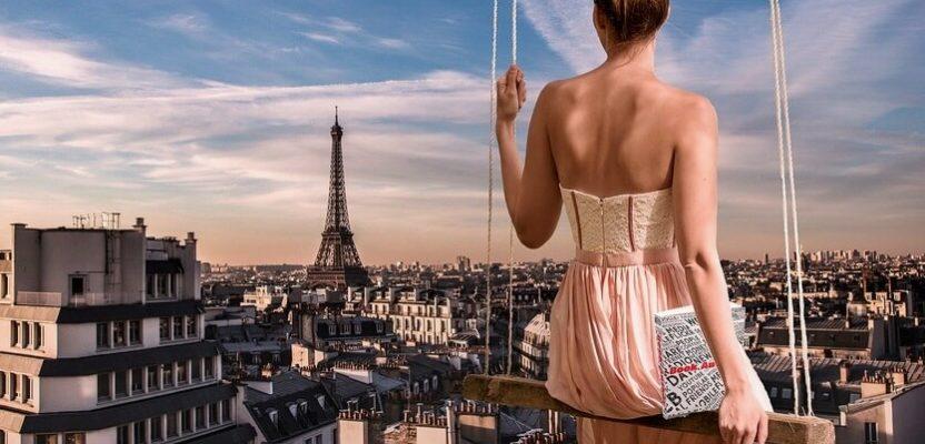 франция париж онлайн