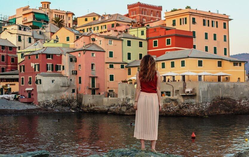 италия онлайн путешествие