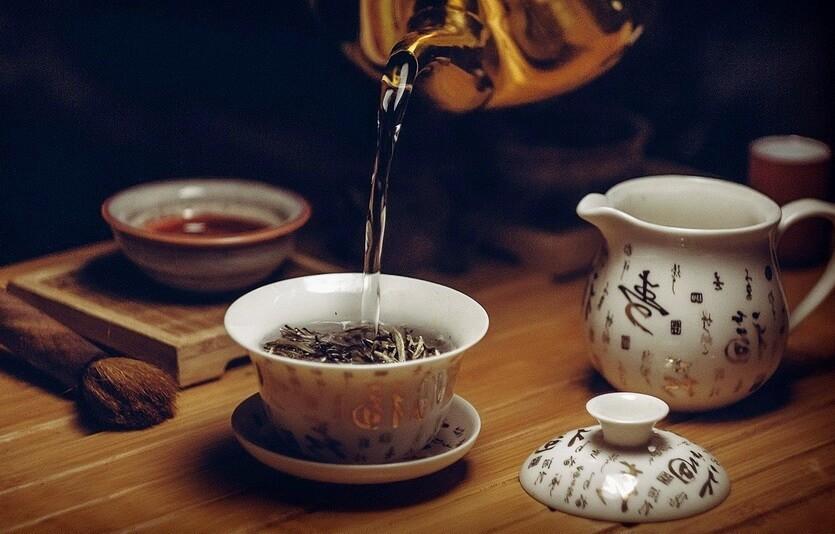 япония зеленый чай
