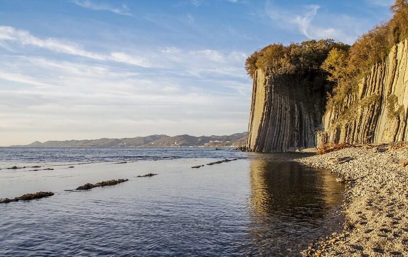 черное море джубга
