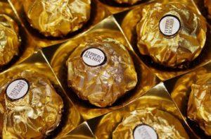 шоколад в италии милан