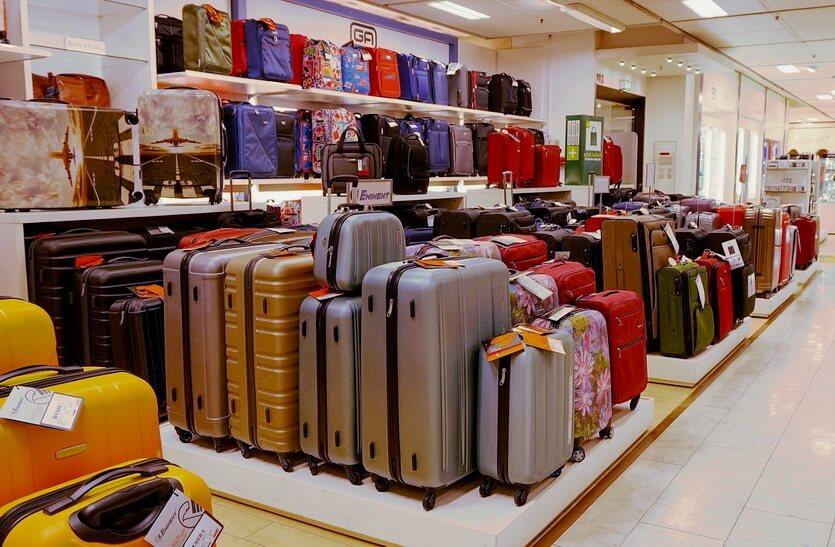 багаж чемодан какой выбрать