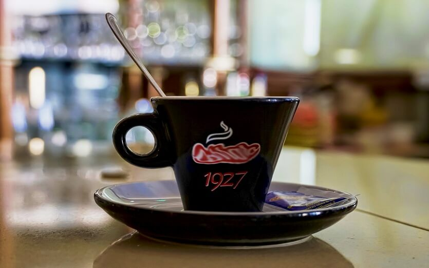 италия кофе рим