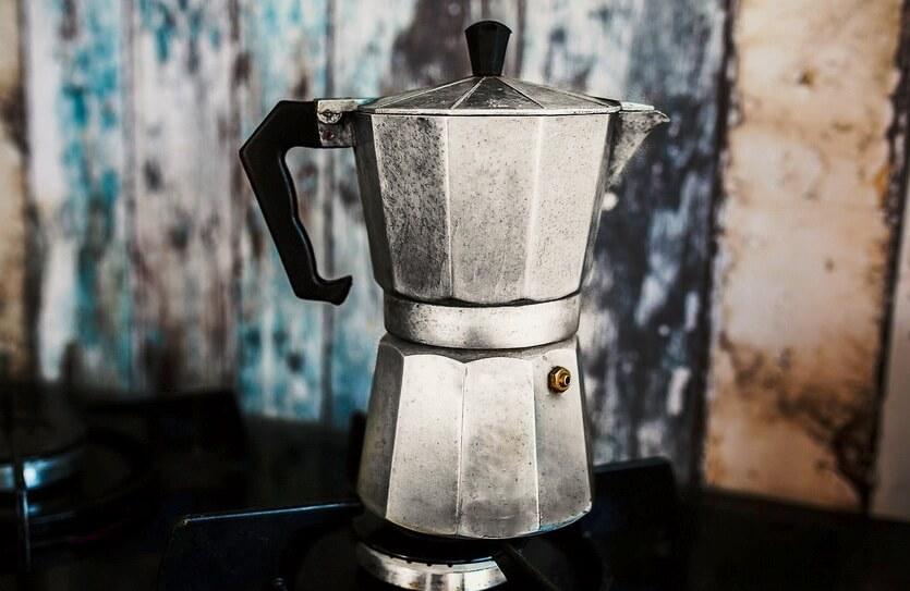 кофеварка мока итальянская