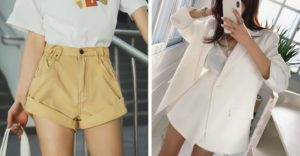 женские шорты на лето 2020