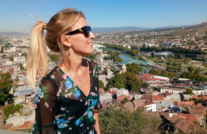 тбилиси грузия онлайн-туризм