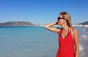 турецкие мальдивы озеро салда