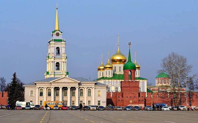 тула экскурсии россия