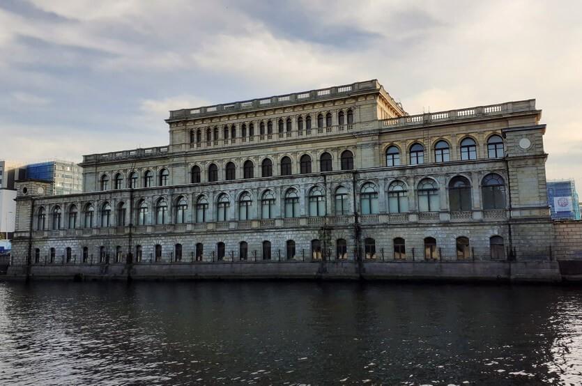 Биржа в Калининграде