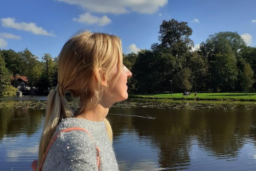 зеленоградский парк