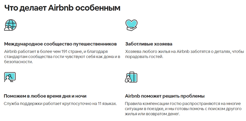 airbnb что это