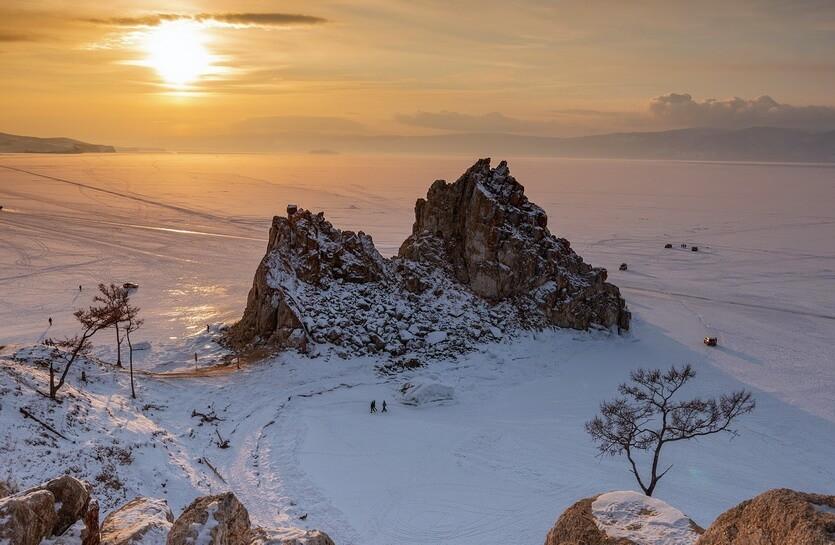 байкал чудеса россии