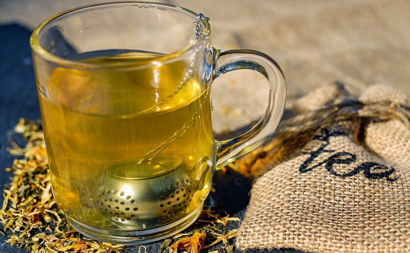чай из гречихи