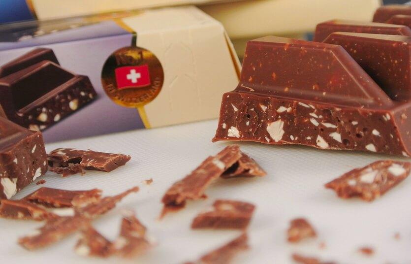 швейцария шоколад