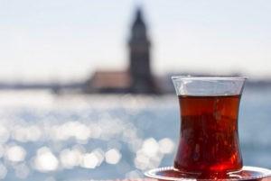 турция чай стамбул
