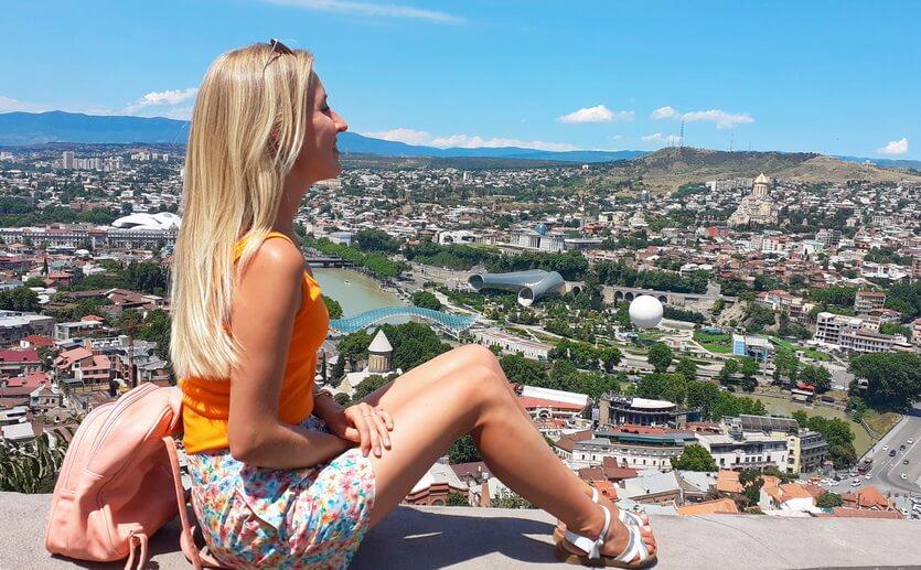 грузия тбилиси путешествия